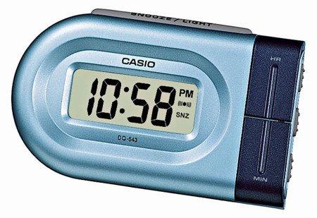 Budzik CASIO elektroniczny  BDQ-543 -2E