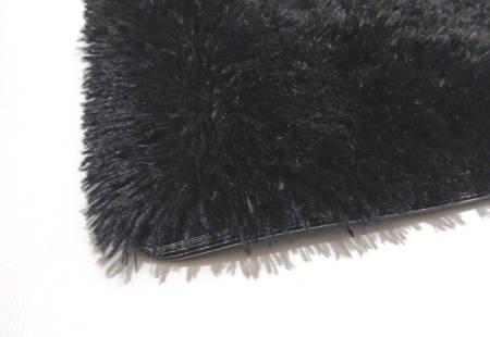 Dywanik łazienkowy ANTYPOŚLIZGOWY 50*80 czarny
