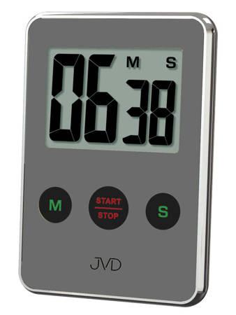 Minutnik JVD stoper NOWOCZESNY DM9206.4