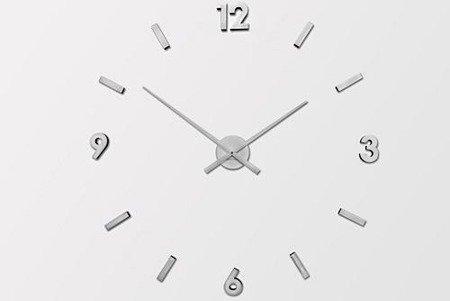 Zegar EXITODESIGN DIY ścienny naklejany 100 cm HS-668S