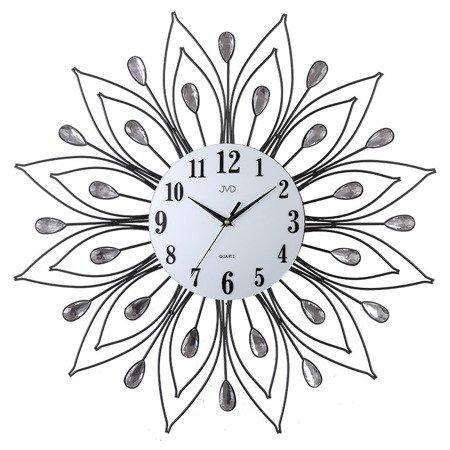 Zegar JVD ścienny  DUŻY 58 cm DESIGNERSKI HJ84