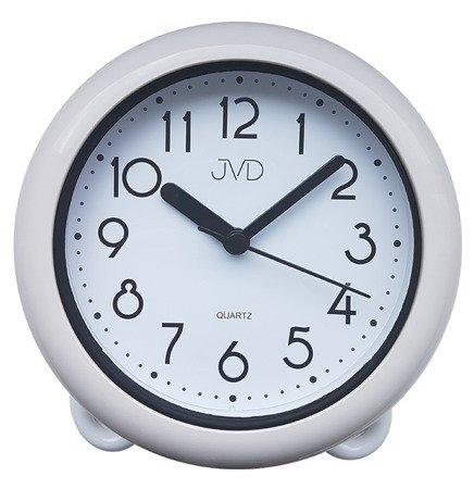 Zegar JVD ścienny ŁAZIENKOWY stojący 17,5 cm SH018