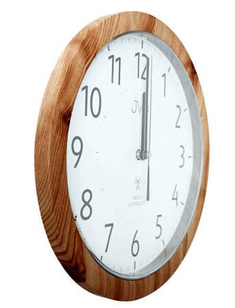 Zegar JVD ścienny STEROWANY RADIOWO RH612.8