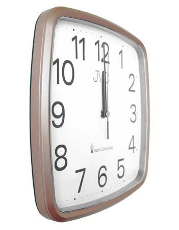 Zegar JVD ścienny STEROWANY RADIOWO RH616.7
