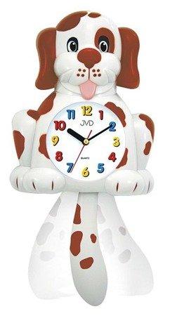 Zegar JVD ścienny dziecięcy nowoczesny HF61.1