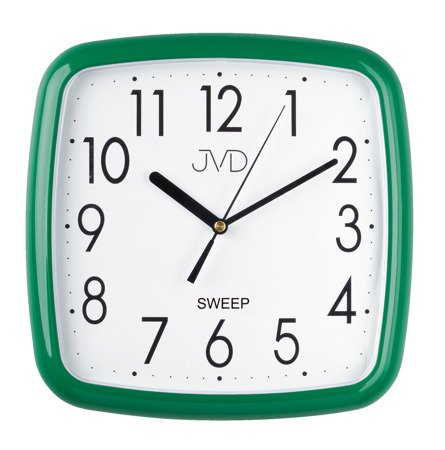 Zegar JVD ścienny klasyczny CICHY HP615.15