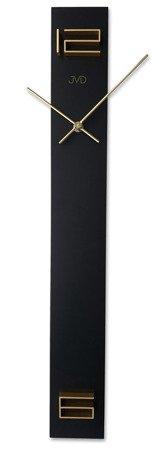 Zegar JVD stojący DREWNO nowoczesny 60 cmHC25.3