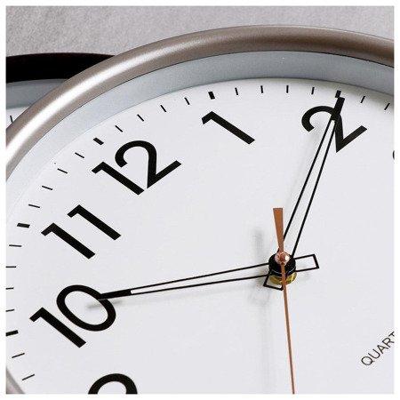 Zegar MPM ścienny 30 cm czytelny E01.3876.81