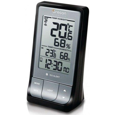 Zegar OREGON z czujnikiem Bluetooth termometr higrometr RAR 213HG