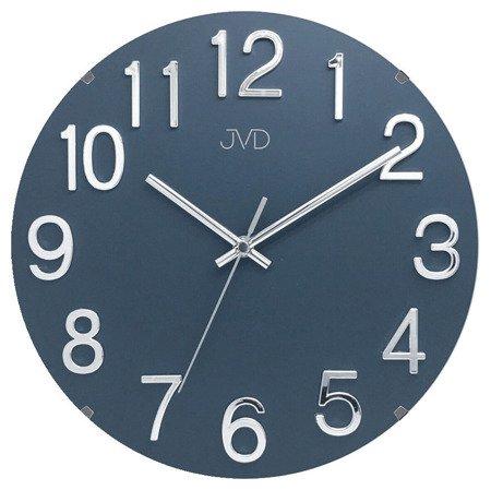Zegar ścienny JVD nowoczesny HT98.1
