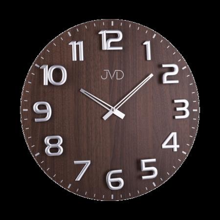 Zegar ścienny JVD nowoczesny nowy model HT075