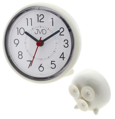 Zegar ścienny WODOODPORNY łazienkowy mały SH023