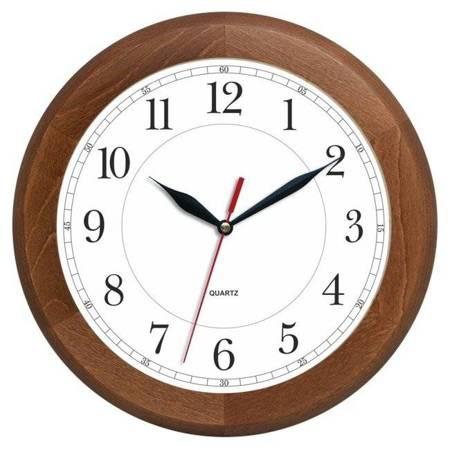 Zegar ścienny drewniany ATW301A CD